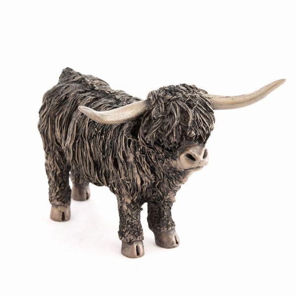 Highland Cow - standing medium