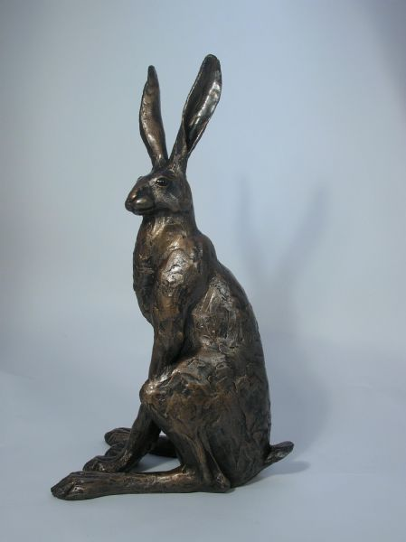 Sitting Hare - large